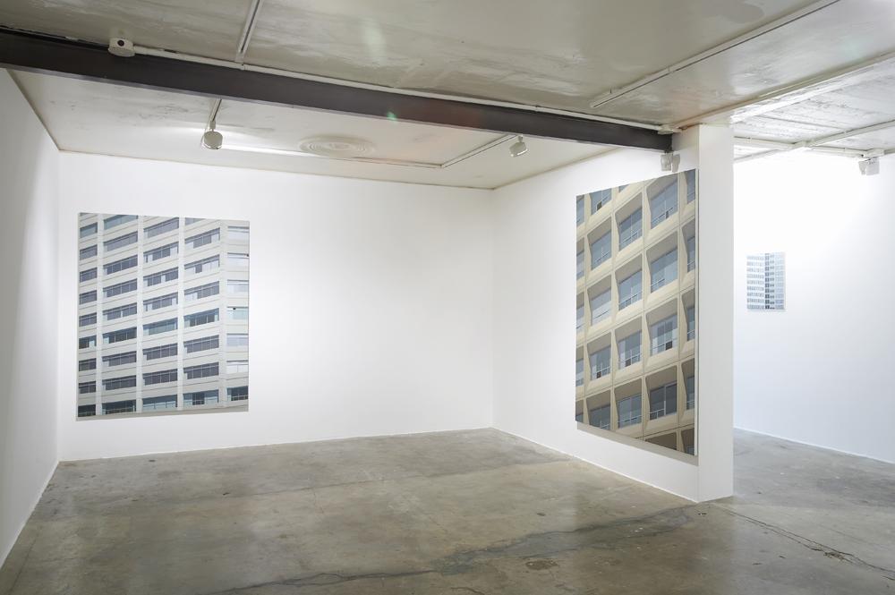 김수영, Landscape, 전시장 뷰, 2008