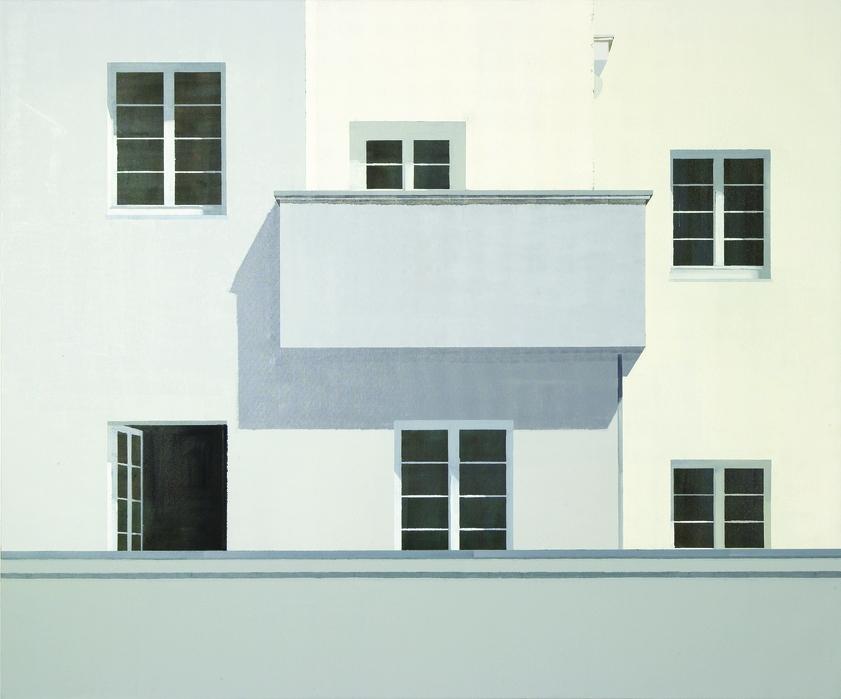김수영, Weisshof Sett(02), 캔버스에 유화, 200x240cm, 2003
