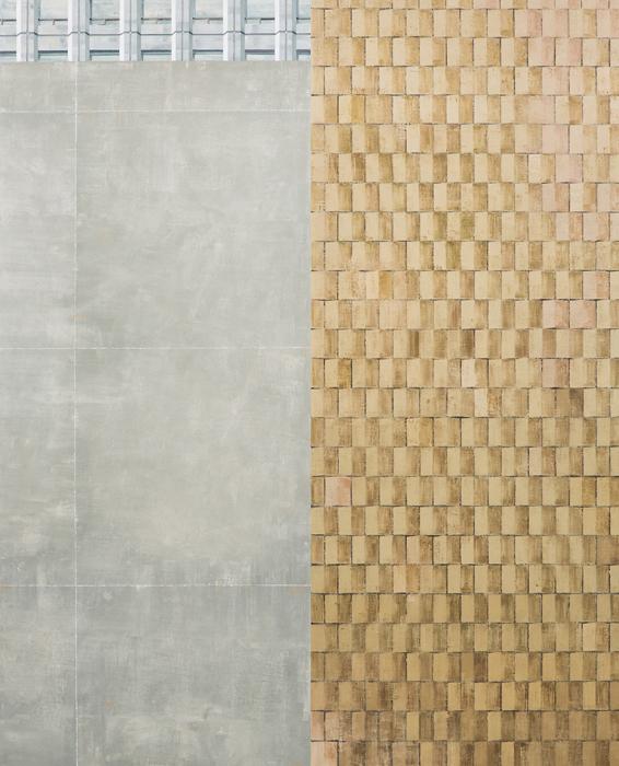 김수영, Work No.10, 린넨에 유화,185x150cm, 2013
