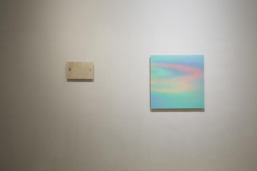 김태윤, 불규칙의 반복, 전시장뷰, 2014