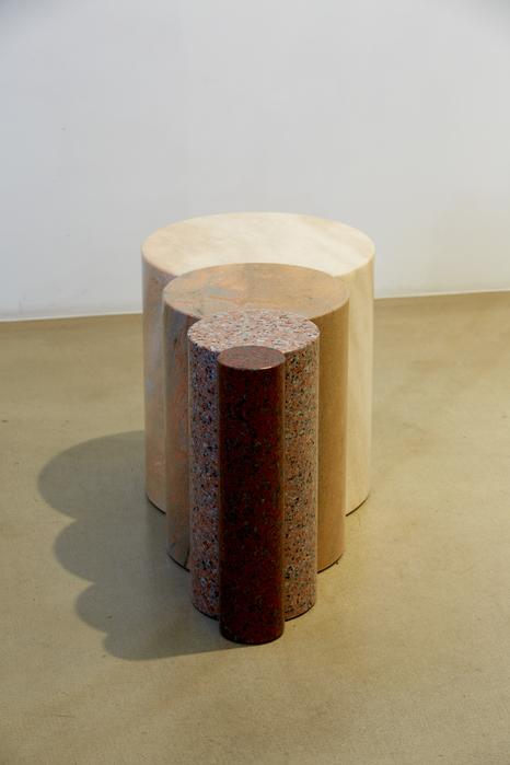 이광호, 일식의 순간, Marble, 45.5 x 80 x 40cm, 2014