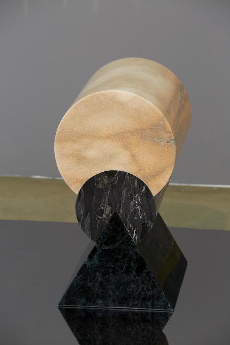 이광호, 일식의 순간, Marble, 55 x 30 x 40cm, 2014