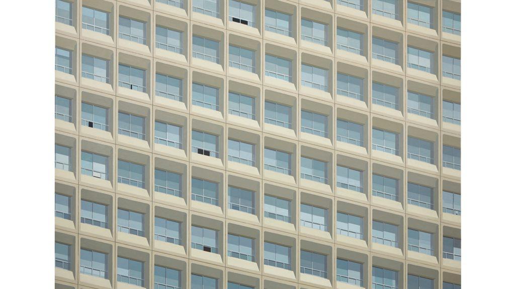 김수영, Dongbu Insurance building 11am, 캔버스에 유화, 180 x 250cm, 2008