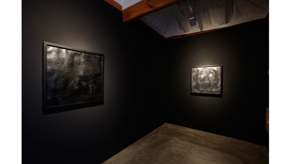 Jerome Zonder, Guignols Dust, 전시장 뷰, 2009