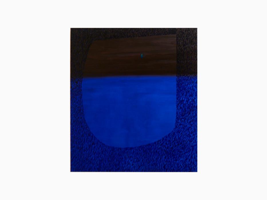 박민하, After Hours ; deepest drop, 캔버스에 유화, 120x106cm, 2016