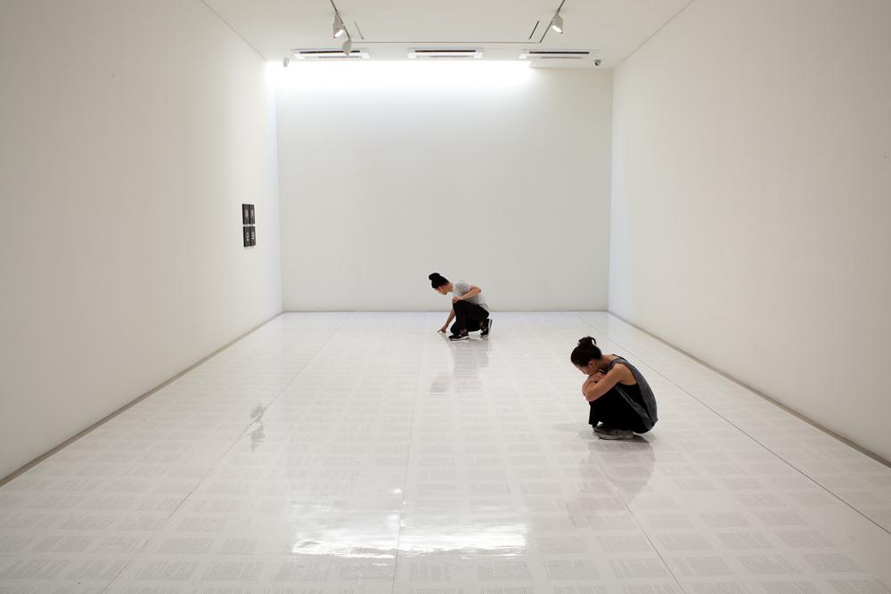 김윤호, Sajinjeon-ii, 전시장 뷰, 2013