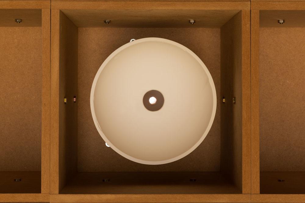 허지애, 스터디 III - 무제, 다양한 크기, 2014